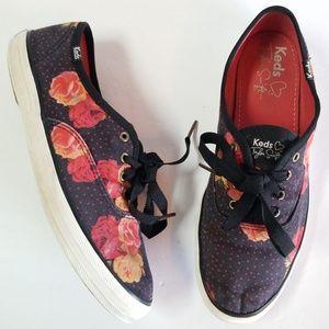 Taylor Swift Keds Rose's & polka dots sneakers